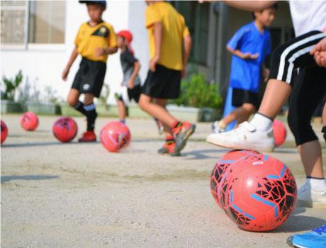 サッカースクールイメージ写真